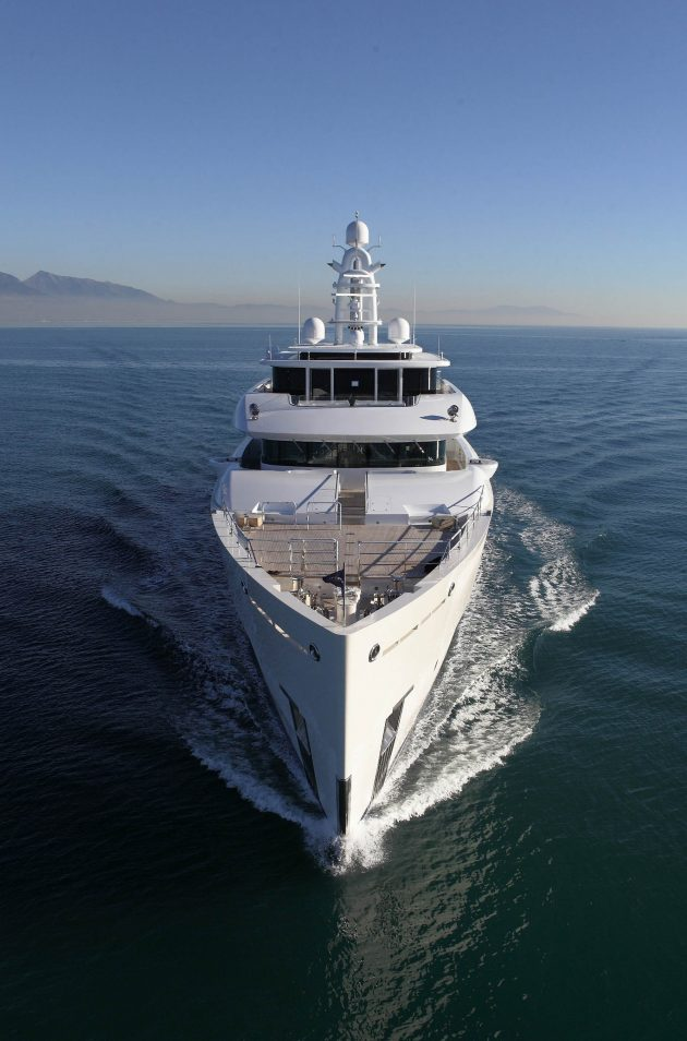 Vitruvius<br /> Motoryacht<br /> Design
