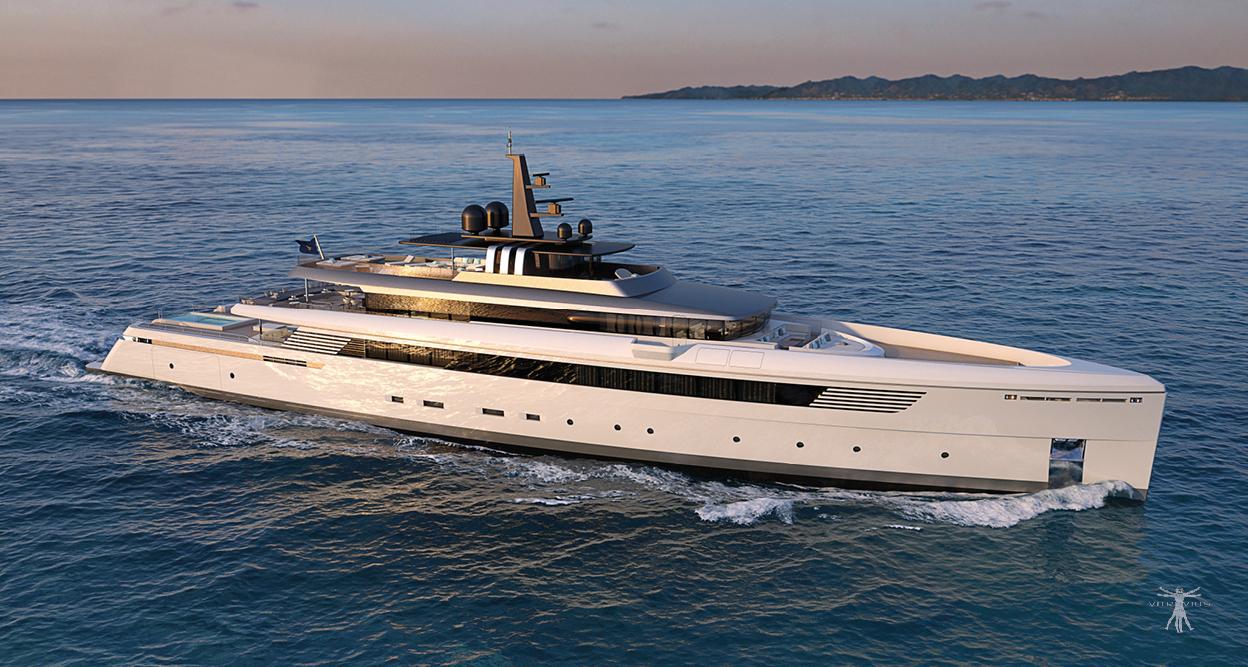 motoryacht design