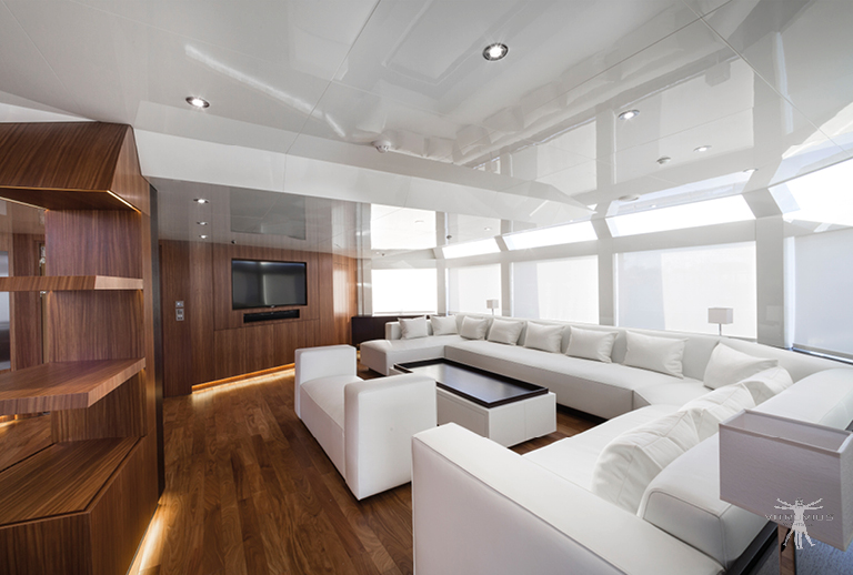 expedition yacht refit