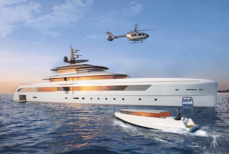 Explorer yacht - Vitruvius Yachts
