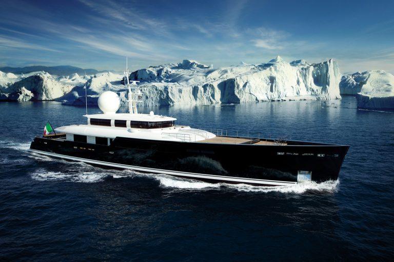 explorer yachts by Vitruvius Yachts