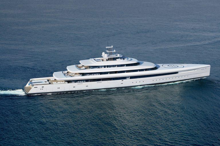 mega yachts by vitruvius yachts