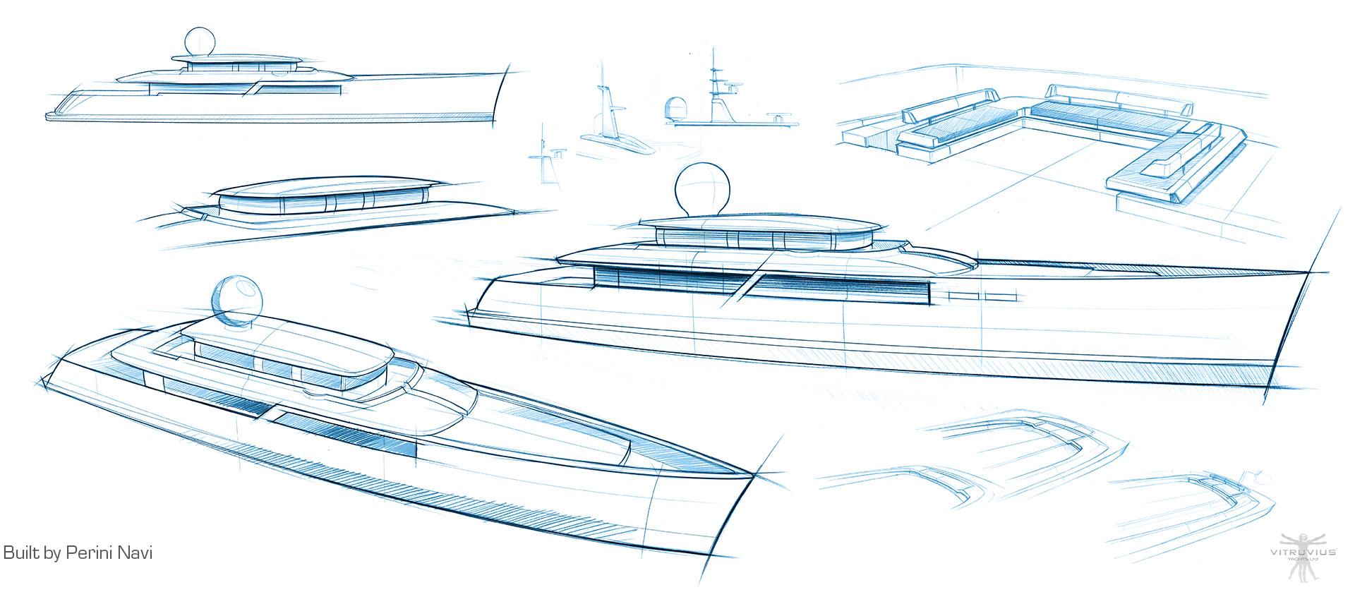 galileo g vitruvius yachts