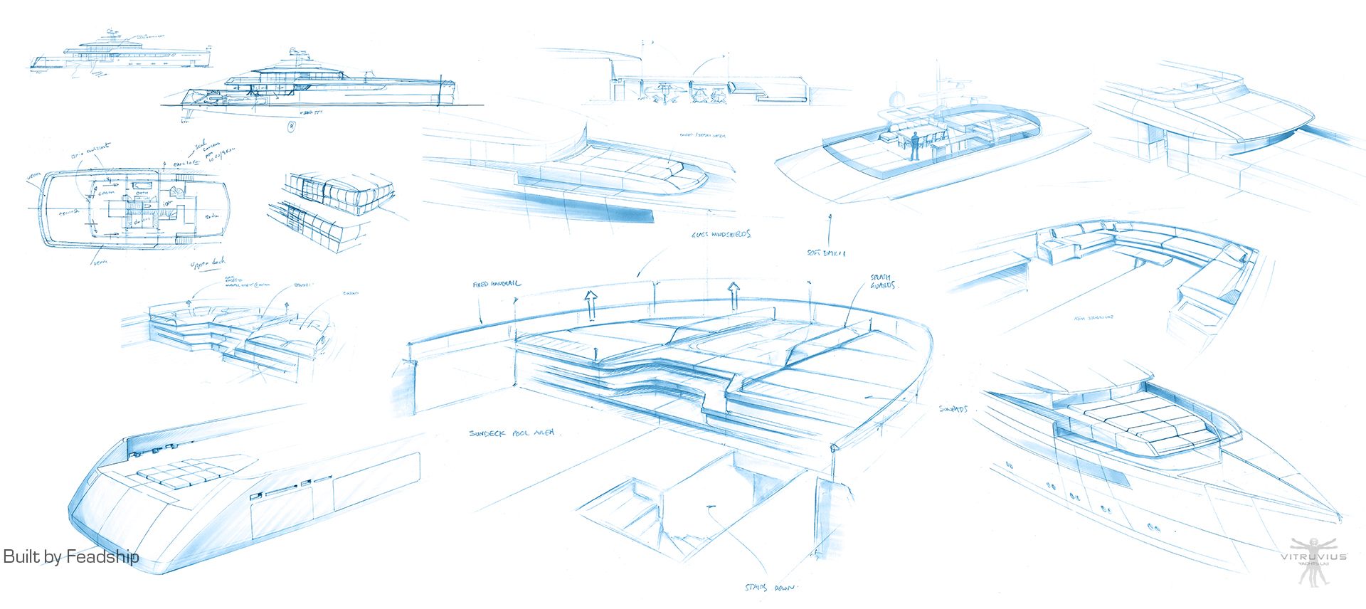 Najiba initial designs