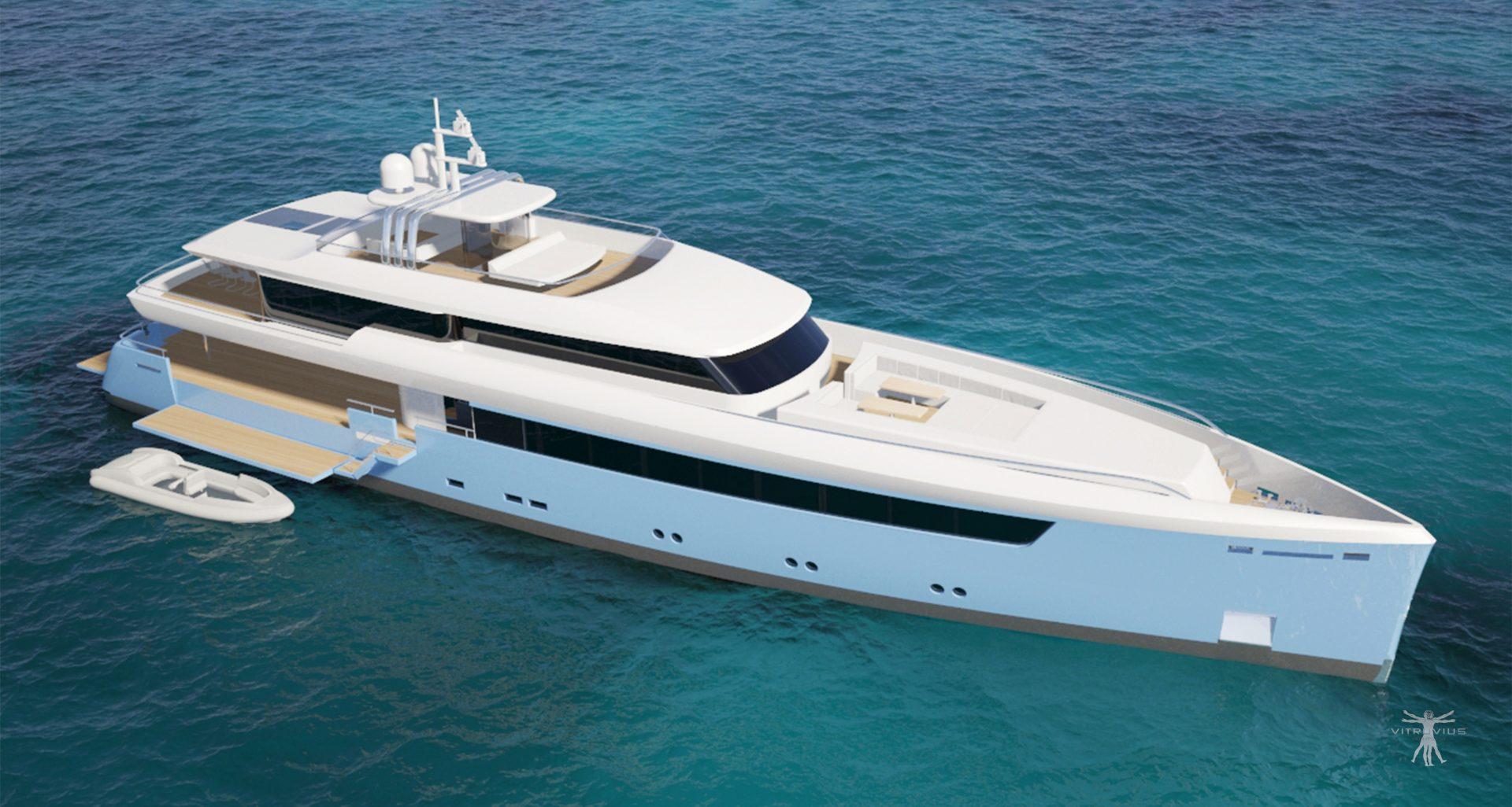 45m vitruvius yacht explorer