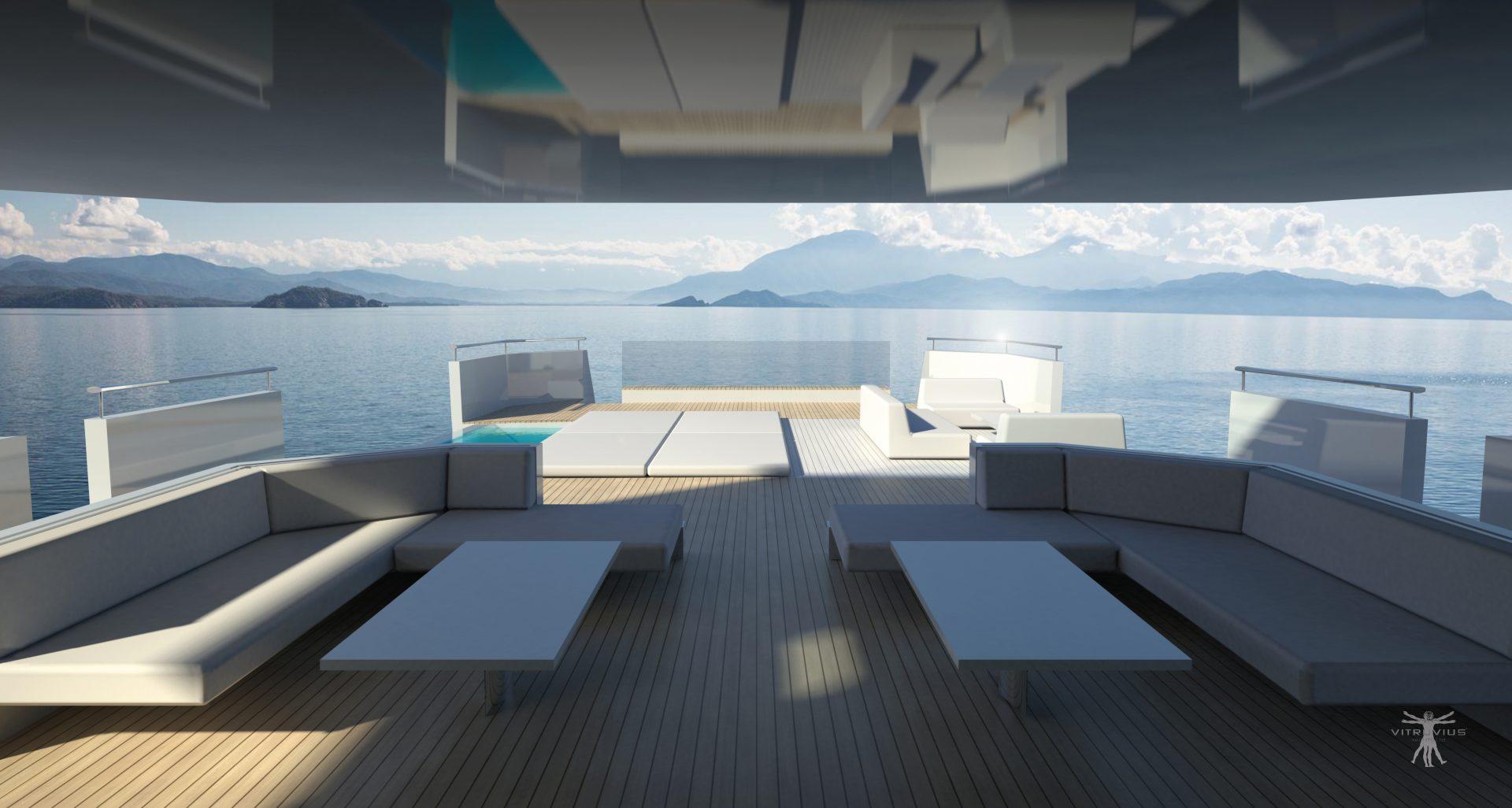 50m vitruvius yacht interior