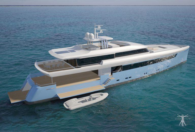 45m vitruvius yacht