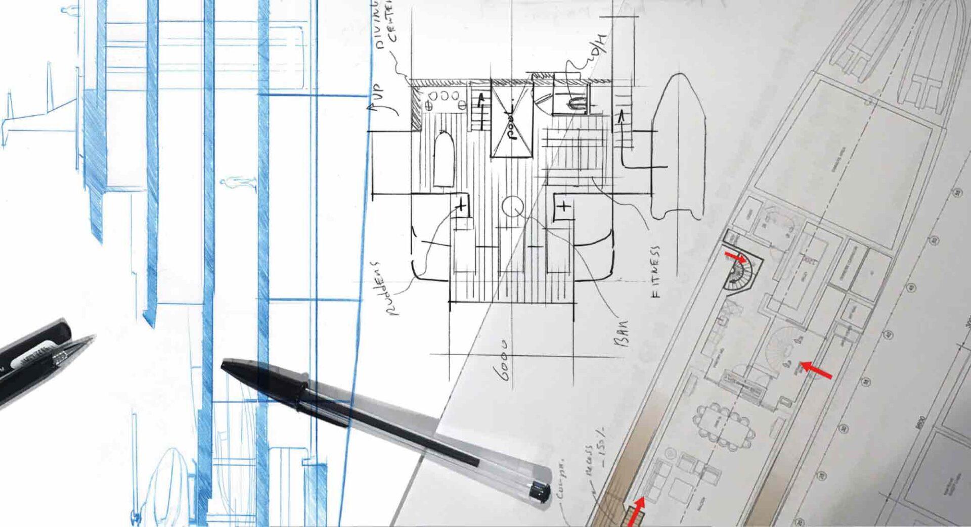 sustainable superyacht design paper