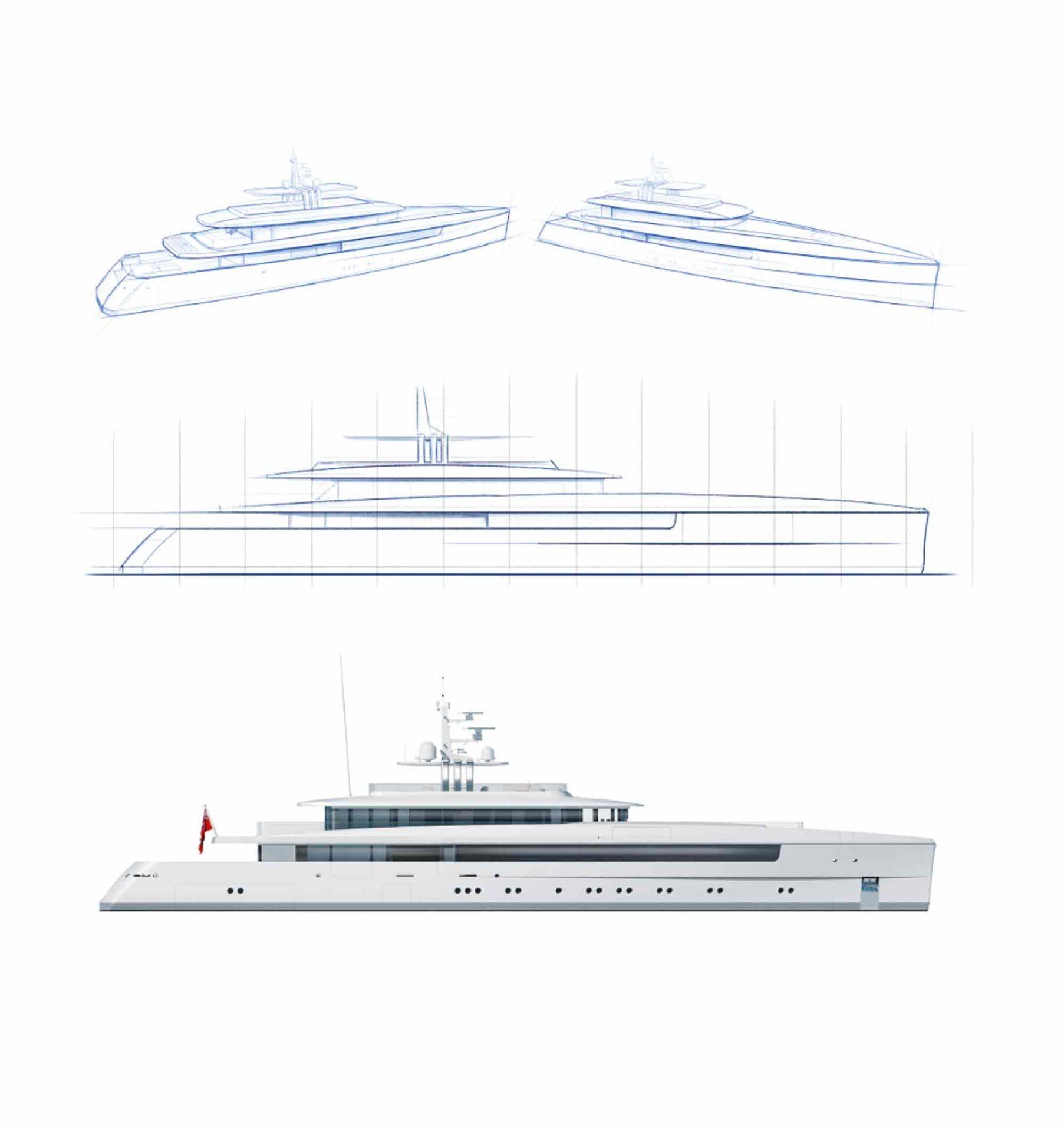 sustainable superyacht design
