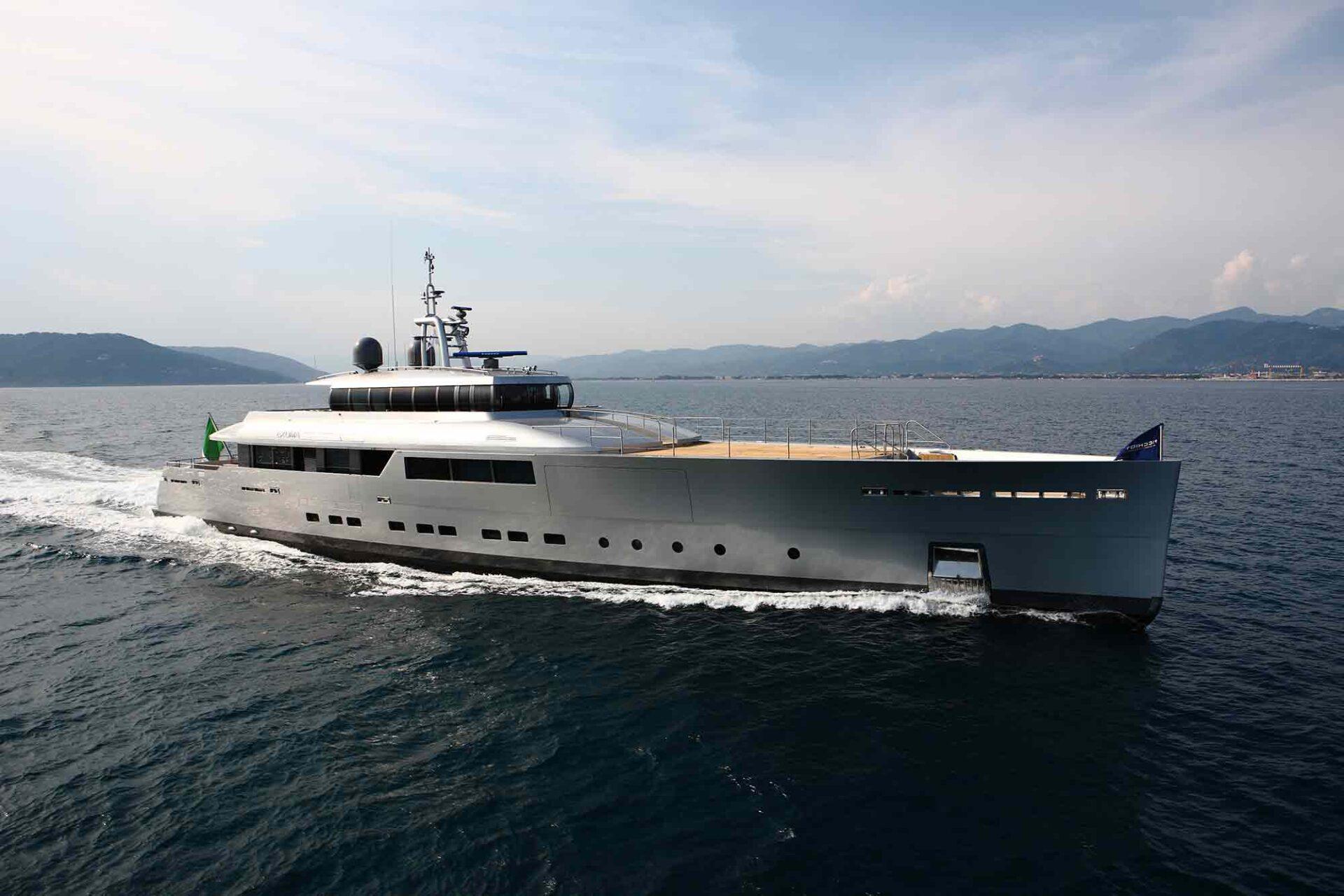 Exuma explorer yacht