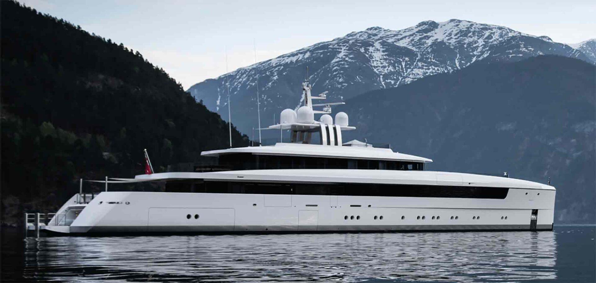 Najiba sustainable yacht design