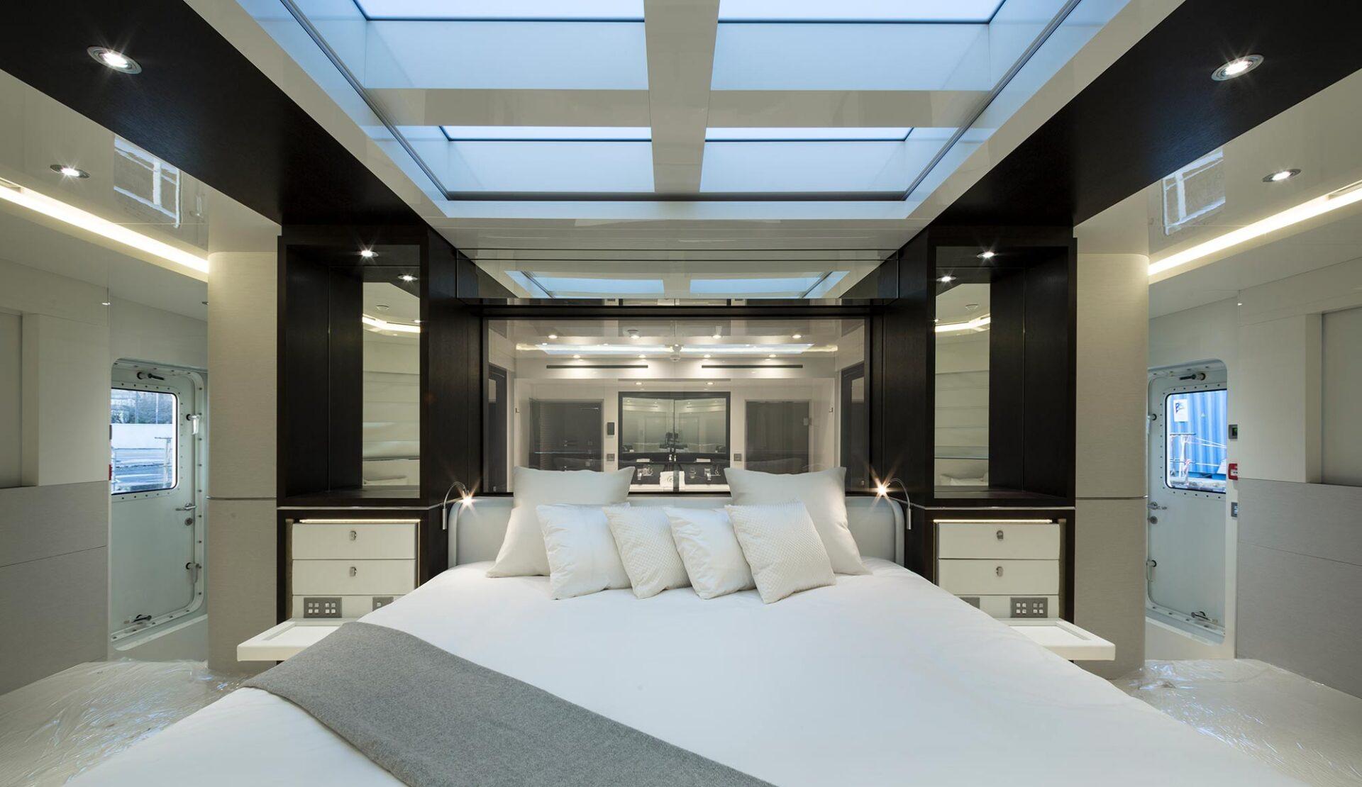 Enigma XK interior design